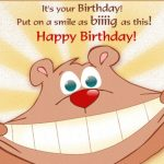 Happy Birthday Wishes Images Hd For Friend With Cake
