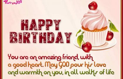 Heart Touching Birthday Wishes For Best Friend In Punjabi