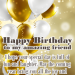 Long Birthday Wishes For A Friend Like Sister