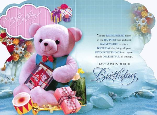 Romantic Happy Birthday Wishes For Girlfriend Images
