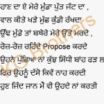 2019 Birthday Wishes For Brother In Punjabi Shayari