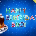 2019 Birthday Wishes For Brother Sms In English