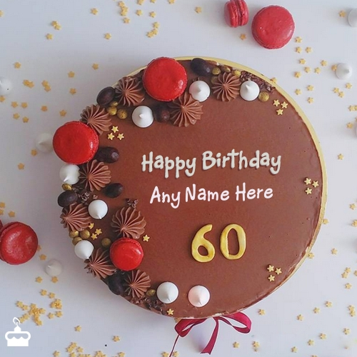 2019 Birthday Wishes For Brother With Chocolate Cake