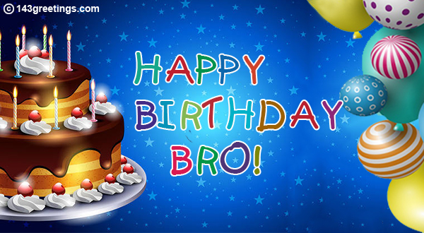 Birthday Wishes For Brother In Hindi English 2019