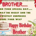 Birthday Wishes For Brother In Law In English 2019