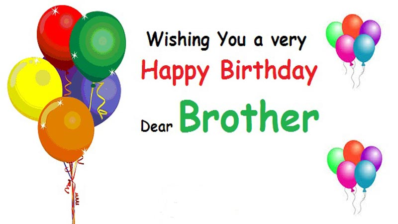 Birthday Wishes For Brother In Law In English