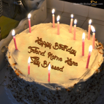 Birthday Wishes For Brother With Cake Images 2019