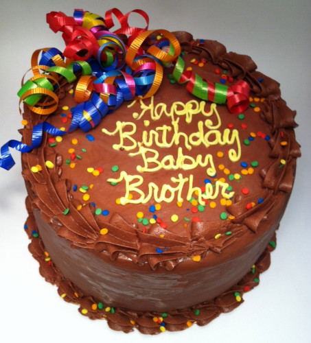 Happy Birthday Wishes For Brother Cake With Name Edit 2019
