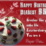Happy Birthday Wishes For Cousin Brother In English