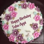 Latest Birthday Wishes For Brother With Cake Images