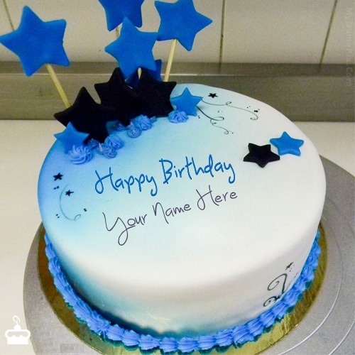 Latest Birthday Wishes For Brother With Cake Name