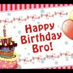 Latest Happy Birthday Wishes For Brother In Law In English