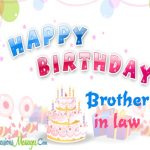 2019 Birthday Wishes For Brother In Law