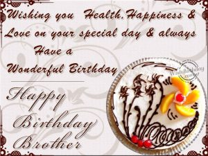 2019 Birthday Wishes For Brother In Law Images