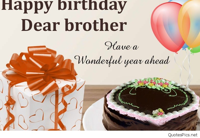 Birthday Wishes For Brother Images In Telugu Language