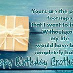 Birthday Wishes For Brother Images With Name Edit 2019