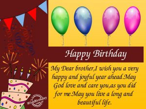 Birthday Wishes For Brother In Law Images Latest