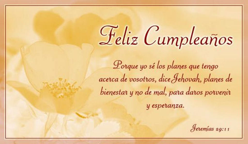 Birthday Wishes For Brother In Law In Spanish