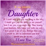 Birthday Wishes For Daughter In English Language