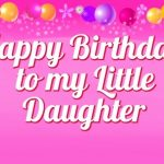 Birthday Wishes For Father From Daughter In English Latest