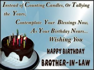 Happy Birthday Wishes For Brother In Law From Bhabhi