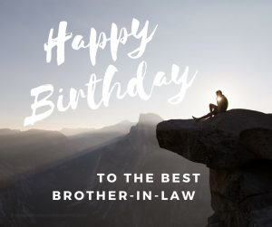 Happy Birthday Wishes For Brother In Law Images Latest