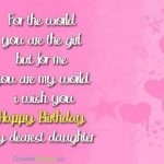 Happy Birthday Wishes For Father From Daughter In English Latest