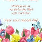 Happy Birthday Wishes For Mom From Daughter In English Latest